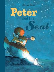 PETER AND THE SEAL by Rick de Haas