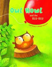 OWL HOWL AND THE BLU-BLU by Paul Friester