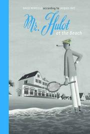 MR. HULOT AT THE BEACH by David Merveille
