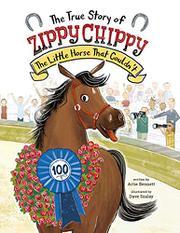 THE TRUE STORY OF ZIPPY CHIPPY by Artie Bennett
