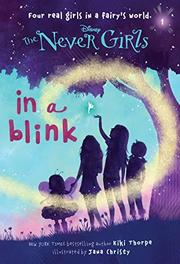 Cover art for IN A BLINK