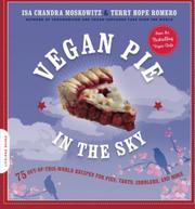 Book Cover for VEGAN PIE IN THE SKY
