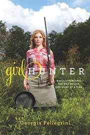 Book Cover for GIRL HUNTER