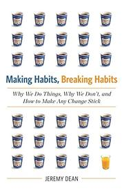 Cover art for MAKING HABITS, BREAKING HABITS