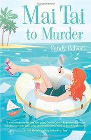 MAI TAI TO MURDER by Candy Calvert