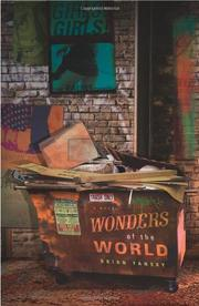 WONDERS OF THE WORLD by Brian Yansky