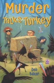 Cover art for MURDER TALKS TURKEY