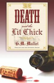 Cover art for DEATH AND THE LIT CHICK