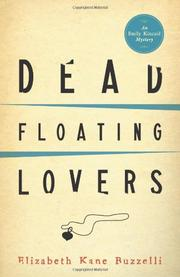 DEAD FLOATING LOVERS by Elizabeth Kane Buzzelli