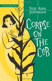 Book Cover for CORPSE ON THE COB