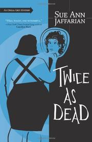 Book Cover for TWICE AS DEAD