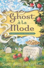 GHOST À LA MODE by Sue Ann Jaffarian