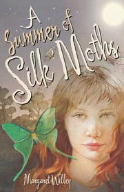 Cover art for A SUMMER OF SILK MOTHS
