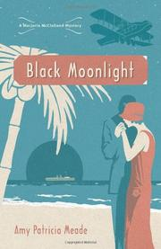 Cover art for BLACK MOONLIGHT