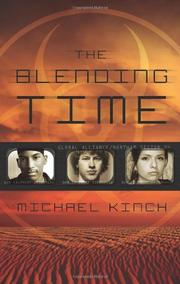 Cover art for THE BLENDING TIME