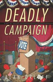 Cover art for DEADLY CAMPAIGN