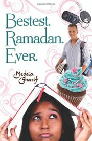 Book Cover for BESTEST.  RAMADAN.  EVER.