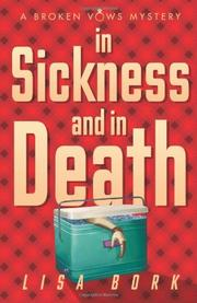 Cover art for IN SICKNESS AND IN DEATH