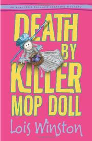 Book Cover for DEATH BY KILLER MOP DOLL