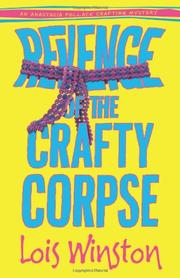 Book Cover for REVENGE OF THE CRAFTY CORPSE