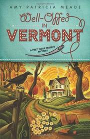 Book Cover for WELL-OFFED IN VERMONT