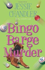 Book Cover for BINGO BARGE MURDER