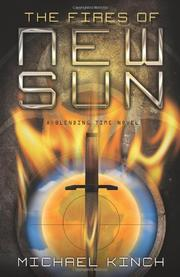 Cover art for THE FIRES OF NEW SUN