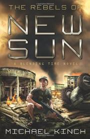 Book Cover for THE REBELS OF NEW SUN