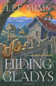 Cover art for HIDING GLADYS