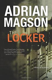 THE LOCKER by Adrian Magson