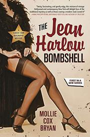 THE JEAN HARLOW BOMBSHELL  by Mollie Cox Bryan