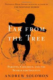 Cover art for FAR FROM THE TREE