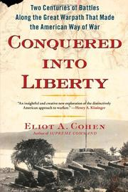 Cover art for CONQUERED INTO LIBERTY
