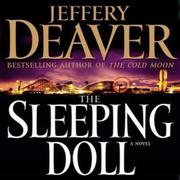 Cover art for THE SLEEPING DOLL