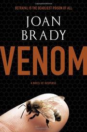 VENOM by Joan Brady
