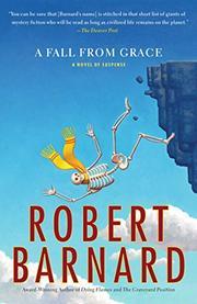 A FALL FROM GRACE by Robert Barnard