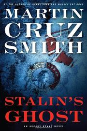 Cover art for STALIN'S GHOST