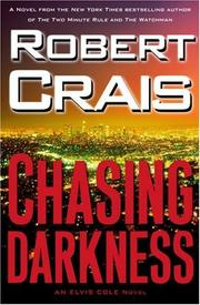 Cover art for CHASING DARKNESS
