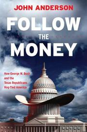 FOLLOW THE MONEY by John Anderson