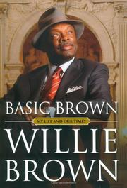 BASIC BROWN by Willie Brown