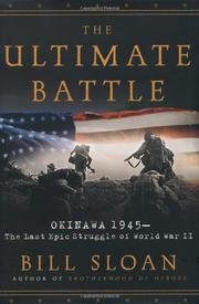 Book Cover for THE ULTIMATE BATTLE