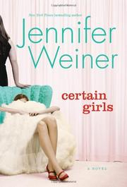 Book Cover for CERTAIN GIRLS