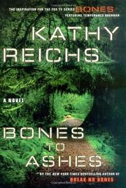 Book Cover for BONES TO ASHES