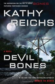 Cover art for DEVIL BONES
