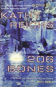 Book Cover for 206 BONES