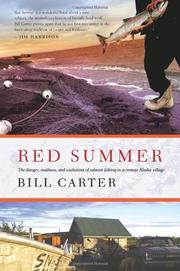 Book Cover for RED SUMMER