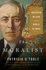THE MORALIST by Patricia O'Toole