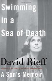 Book Cover for SWIMMING IN A SEA OF DEATH