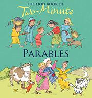 THE LION BOOK OF TWO-MINUTE PARABLES by Elena Pasquali