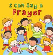 Book Cover for I CAN SAY A PRAYER